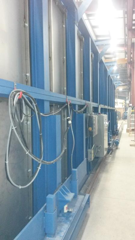 EHS Furnace Design Fabrication and Capabilities – Industrial Furnace Wiring